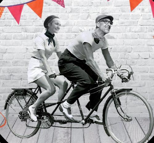Aurelie et Jean-Bernard