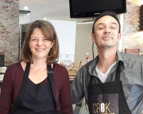 Frederique & Christophe