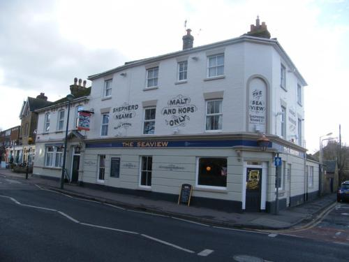 The Seaview Hotel and Bar