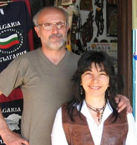 Stefka and Stanimir Tinkovi