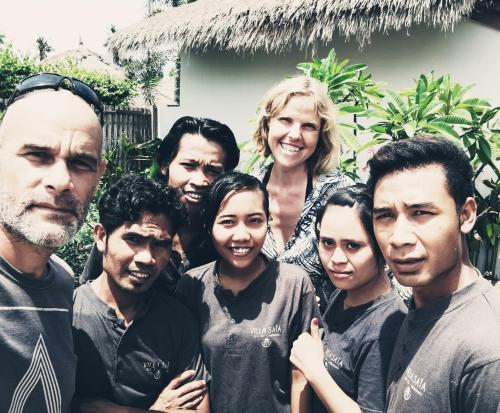 Villa Saia Team