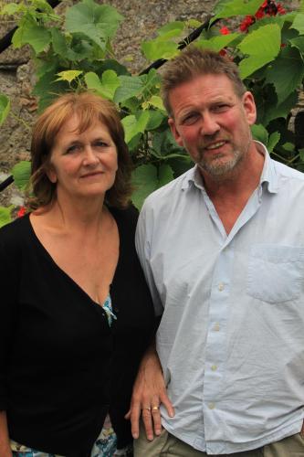 Diana & Paul.