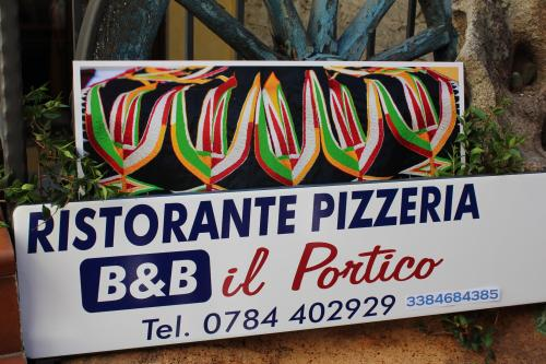 il Portico orgosolo  ristorante -b&B -