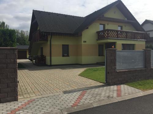 Apartmány u Slávky