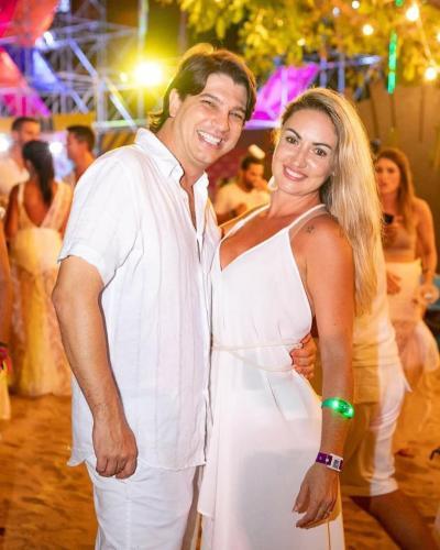 Karina e Rodrigo Medeiros