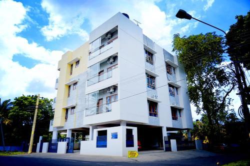 Unnathi Suites serviced apartment