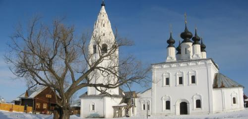 АлександÑ€овский монастырь.