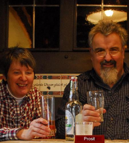 Christiane und Bernd Heller