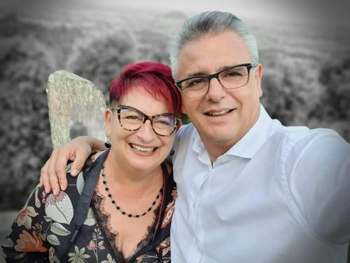 Alberta e Giuseppe