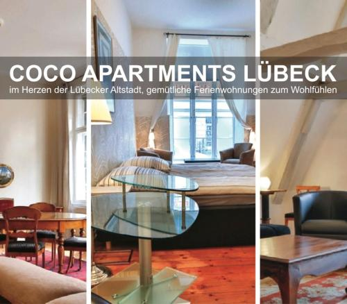 Coco Apartments Lübeck