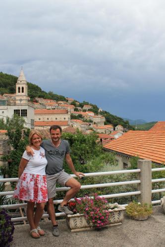 Biljana and Predrag