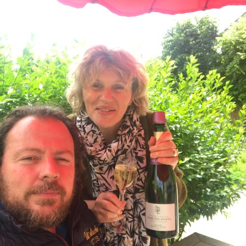 Anne sophie et Frederic