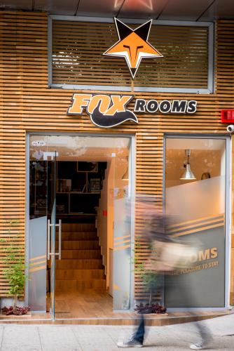Fox Rooms
