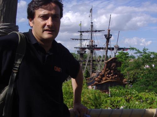 Jose Miguel y Manolo