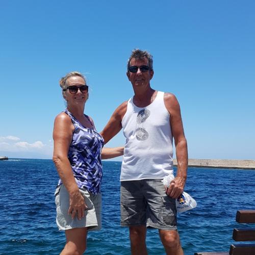 Shane & Liz