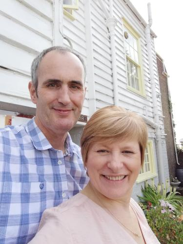 Steve & Barbara