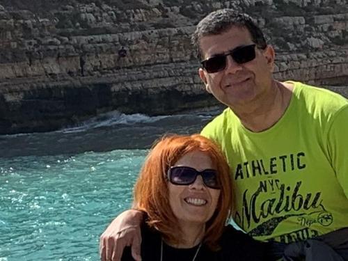 Charalambos and Mina