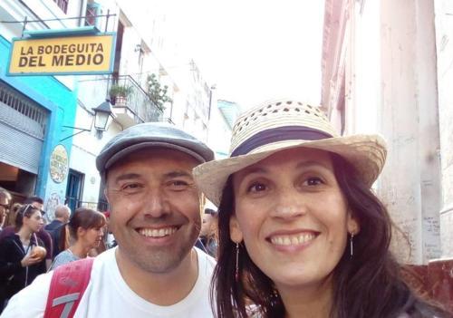 Roxana  y Cesar