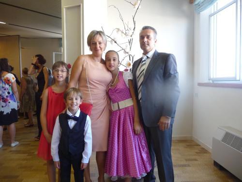 Famiglia Gasperini