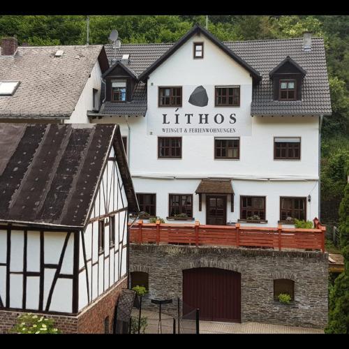 Lithos- Weingut und Ferienwohnungen