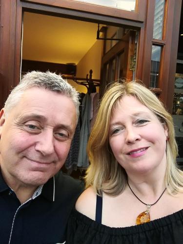 Sue and dan