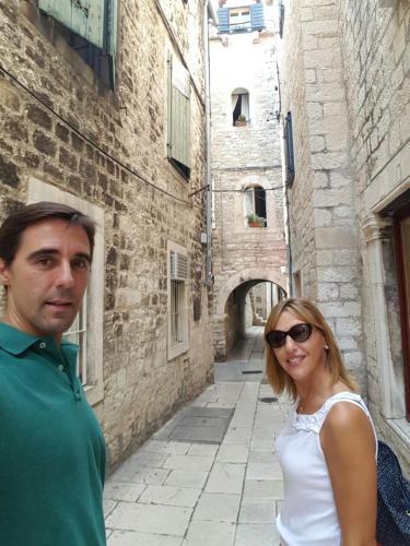 Mabel y Sergio