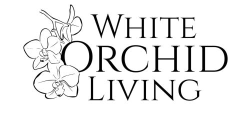White Orchid Living