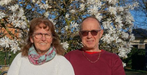 Jean-Marie en Marie-Josee Naome-Vanhaeren