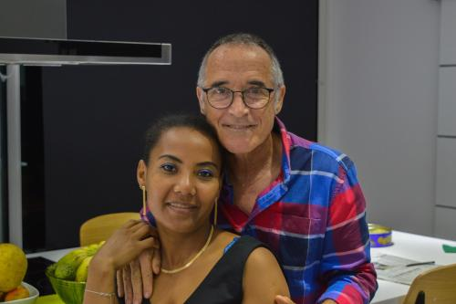 Michelle et Bernard