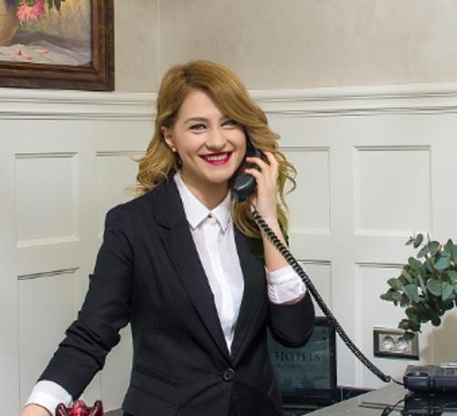 Hotel Manager - Arzu TAŞDEMİR