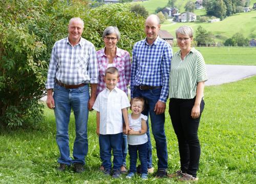 Familie Greber