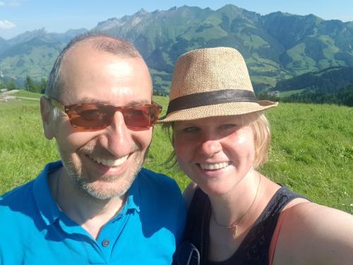 Manuela &Christoph