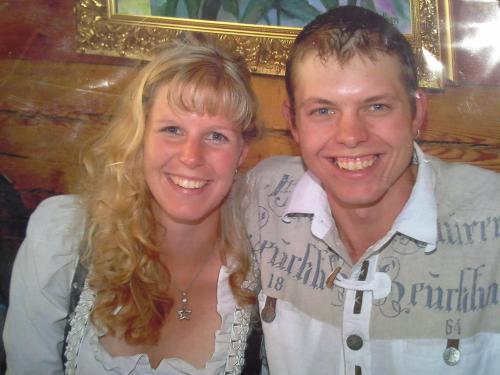 Tanja und Marcell Reich