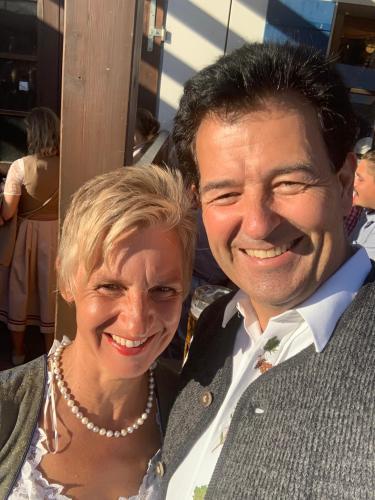 Ulrike und Jochen Heintze