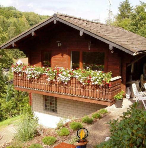 Das Haus am Wald