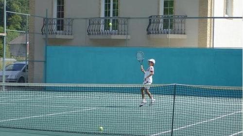 RL tennis