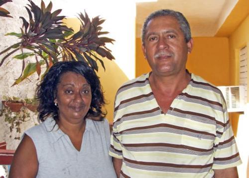 Nelba y Carlos