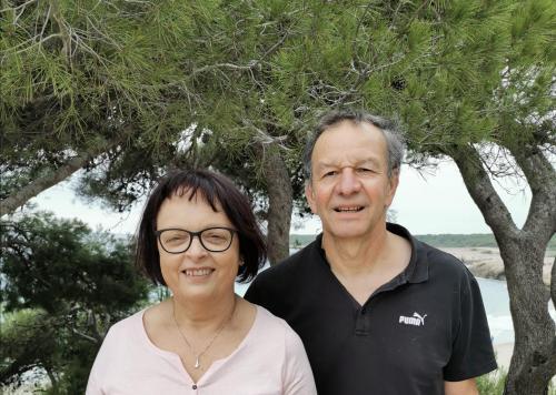 Alain & Christiane