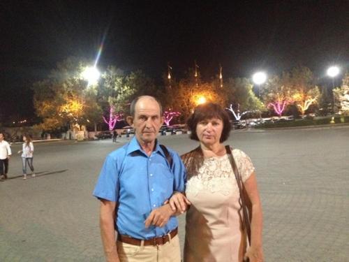 Владимир и Тамара