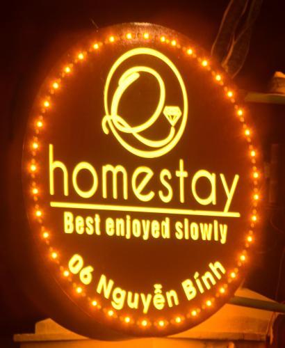 Q Homestay Garden in Hue City