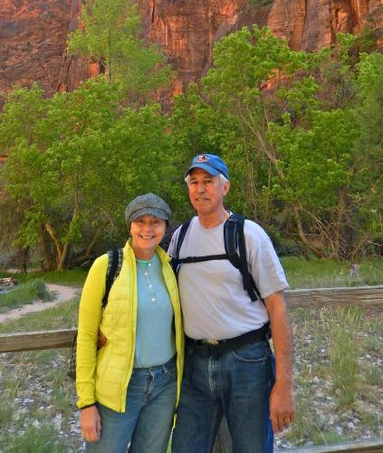 Dennis and Roberta Aufranc