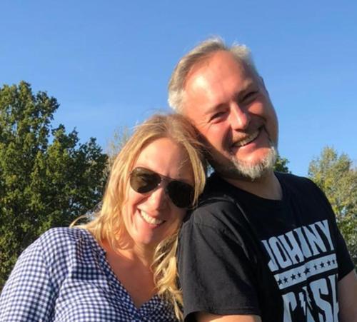 Julia und Thomas Bergner