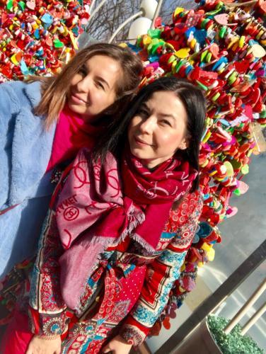 Ирина и Алена
