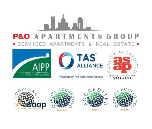 P&O Serviced Apartments & Real Estate