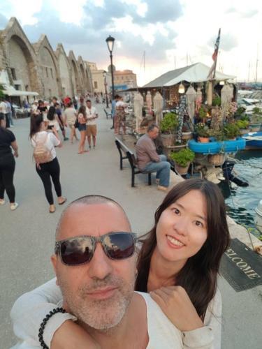 Vasileios & Cynthia