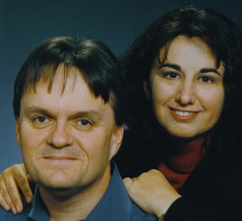 Paul and Anne-Marie