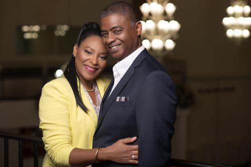 Donna & Melvin