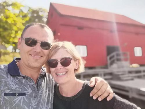 Karine en Tony
