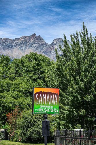 Samana' Departamentos El Bolsón