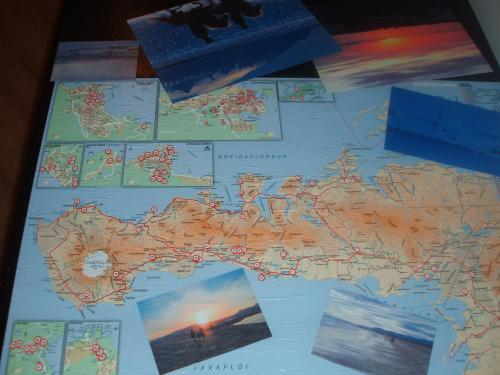 map snaefellsnes
